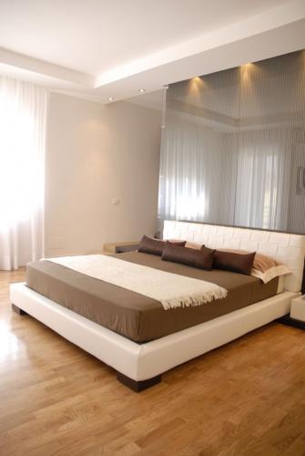 Дизайн спальні-кімнати