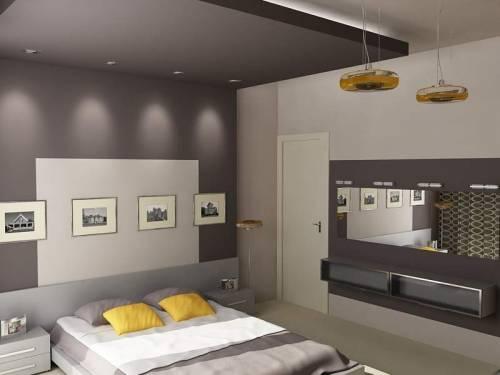 Дизайн спальни 12кв м