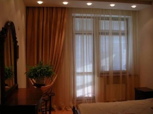 Для гостиной фото 2011 шторы для дачи