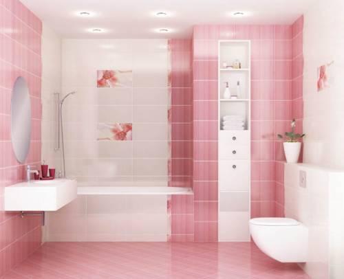 Потолочная плитка ванная