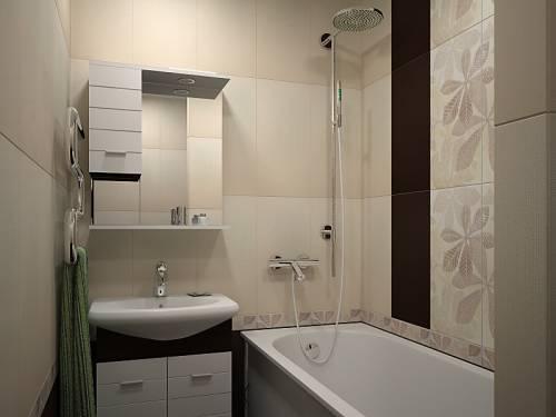 Дизайн маленькой ванны фото