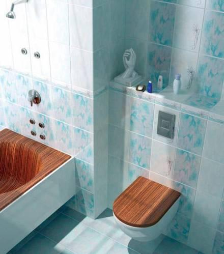 Плитка для ванной fluid