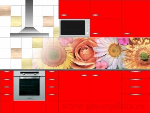 Плитка пано для кухни