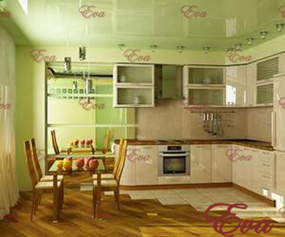 Кухня 9 м современный дизайн