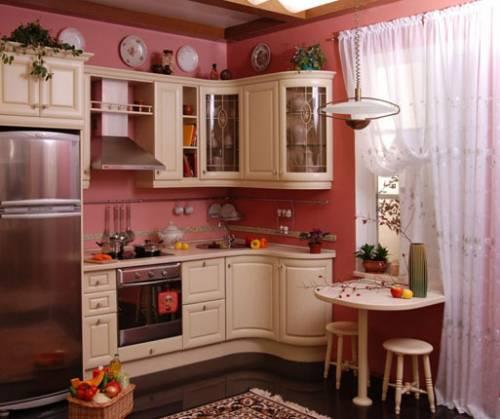 Бесплатно дизайн кухни