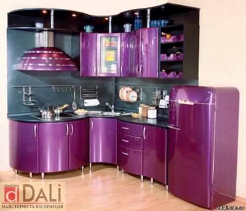 Дизайн кухни 5 на 6